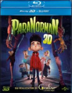 ParaNorman 3D (Blu-ray + Blu-ray 3D) di Chris Butler,Sam Fell