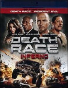 Death Race: Inferno di Roel Reiné - Blu-ray