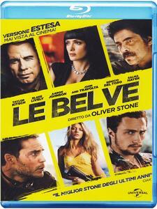 Le belve di Oliver Stone - Blu-ray