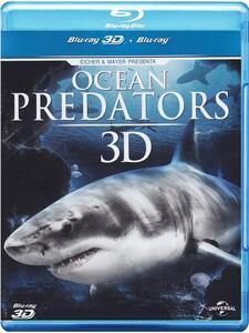 Ocean Predators 3D (Blu-ray + Blu-ray 3D)