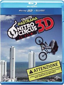 Nitro Circus. The Movie 3D (Blu-ray + Blu-ray 3D) di Gregg Godfrey,Jeremy Rawle