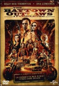 Bayton Outlaws. I fuorilegge di Barry Battles - DVD
