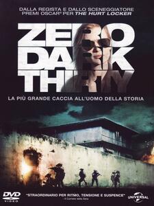 Zero Dark Thirty di Kathryn Bigelow - DVD