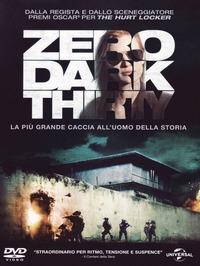 Cover Dvd Zero Dark Thirty (DVD)