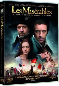 Les Misérables di Tom Hooper - DVD