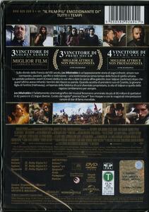 Les Misérables di Tom Hooper - DVD - 2