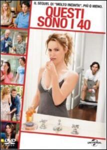 Questi sono i 40 di Judd Apatow - DVD