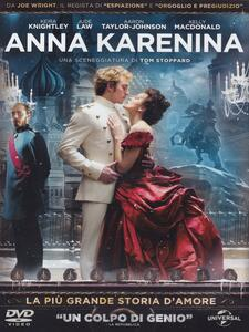 Anna Karenina di Joe Wright - DVD