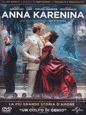 Copertina  Anna Karenina [DVD]