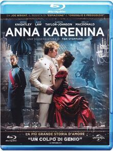 Anna Karenina di Joe Wright - Blu-ray