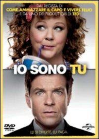 Cover Dvd Io sono tu (DVD)