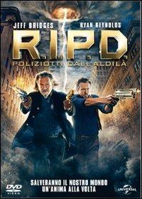 Cover Dvd R.I.P.D. Poliziotti dall'aldilà (DVD)