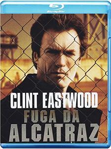 Fuga da Alcatraz di Don Siegel - Blu-ray