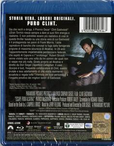 Fuga da Alcatraz di Don Siegel - Blu-ray - 2
