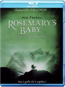 Rosemary's Baby. Nastro rosso a New York di Roman Polanski - Blu-ray