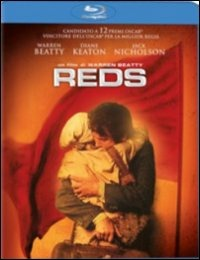 Cover Dvd Reds (Blu-ray)