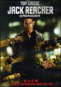 Jack Reacher. La prova decisiva di Christopher McQuarrie - DVD