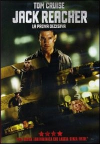 Cover Dvd Jack Reacher. La prova decisiva (DVD)