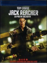 Cover Dvd Jack Reacher. La prova decisiva (Blu-ray)