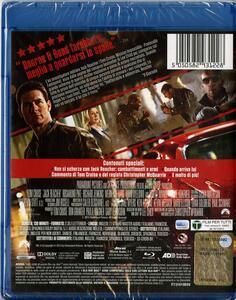 Jack Reacher. La prova decisiva di Christopher McQuarrie - Blu-ray - 2