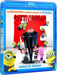 Cover Dvd Cattivissimo me (Blu-ray)