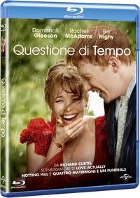 Cover Dvd Questione di tempo (Blu-ray)