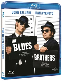 Cover Dvd Blues Brothers (Blu-ray)