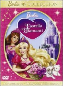 Barbie e il castello di diamanti di Gino Nichele - DVD