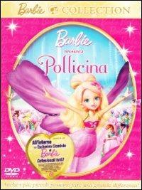 Cover Dvd Barbie presenta Pollicina (DVD)