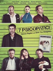 7 psicopatici di Martin McDonagh - DVD
