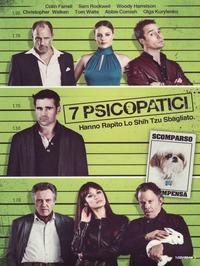 Cover Dvd 7 psicopatici (DVD)