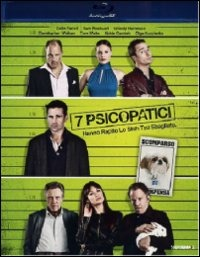 Cover Dvd 7 psicopatici (Blu-ray)