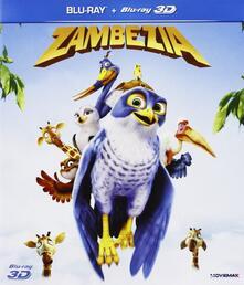 Zambezia 3D (Blu-ray + Blu-ray 3D) di Wayne Thornley
