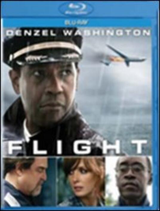 Flight di Robert Zemeckis - Blu-ray