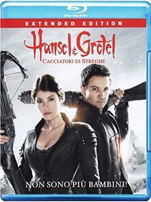 Hansel & Gretel. Cacciatori di streghe di Tommy Wirkola - Blu-ray