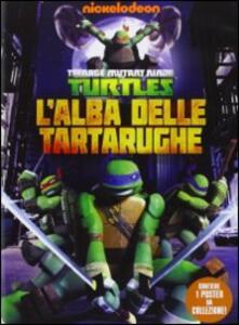 Teenage Mutant Ninja Turtles. L'alba delle tartarughe - DVD