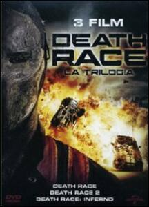 Death Race Collection (3 DVD) di Paul W.S. Anderson,Roel Reiné