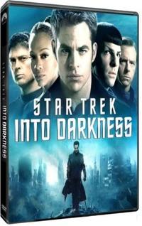 Cover Dvd Into Darkness. Star Trek (DVD)