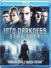 Cover Dvd Into Darkness. Star Trek (Blu-ray)