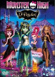 Film Monster High. 13 desideri