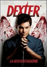 Cover Dvd Dexter. Stagione 6 (DVD)