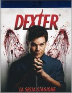 Dexter. Stagione 6 (4 Blu-ray) - Blu-ray