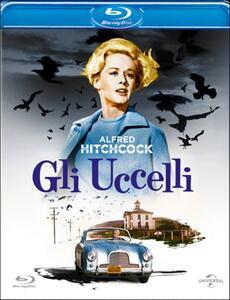 Gli uccelli<span>.</span> 50th Anniversary Edition di Alfred Hitchcock - Blu-ray