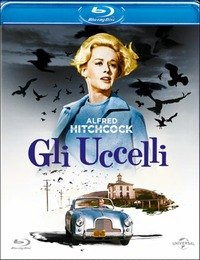 Cover Dvd uccelli (Blu-ray)