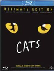 Film Andrew Lloyd Webber. Cats David Mallet