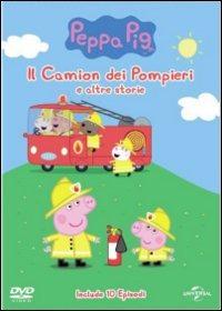 Cover Dvd Peppa Pig. Il camion dei pompieri e altre storie (DVD)