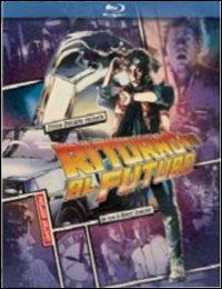 Cover Dvd Ritorno al futuro (Blu-ray)
