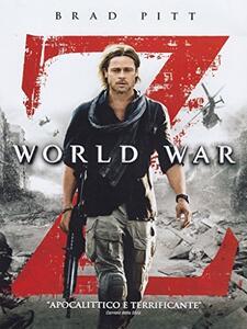 World War Z di Marc Forster - DVD