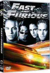 Cover Dvd Fast and Furious (DVD)