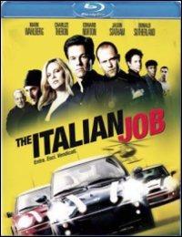 Cover Dvd Italian Job (Blu-ray)